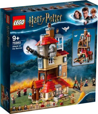 LEGO® Harry Potter™ 75980 Attack on the Burrow