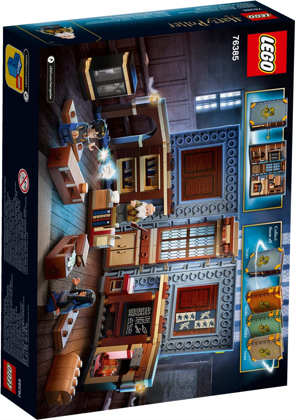 LEGO® Harry Potter™ 76385 Hogwarts™ Moment: Charms Class ...